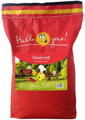 Universell 10 кг - универсальные газонные семена