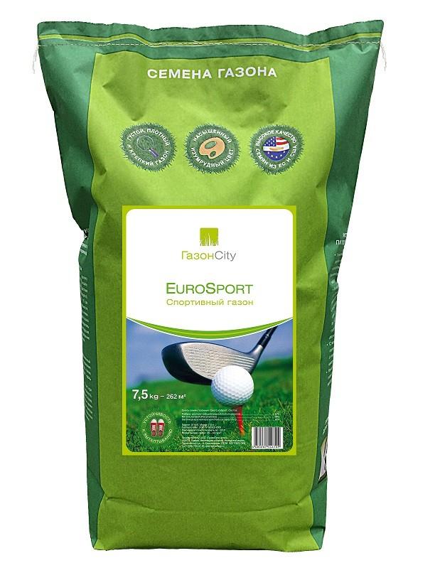 EuroSport 7,5 кг - Элитные сорта газона европейского качества